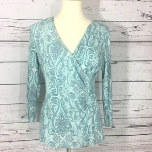 5️⃣for2️⃣5️⃣ Talbots top size S
